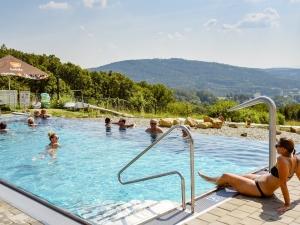 Hotel Vega - bazén v celé své kráse