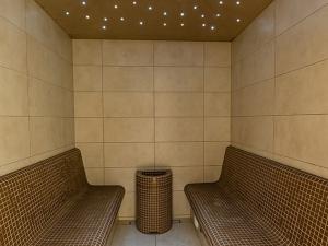Parní sauna Hotel Vega
