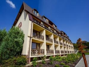 Hotel Vega - Budova hotelu