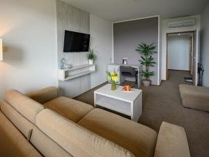 Hotel Vega apartmán - obývací část