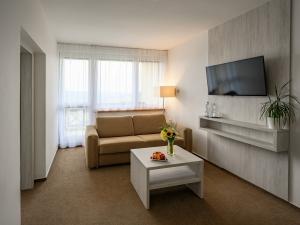 Hotel Vega - apartmán - obývací část