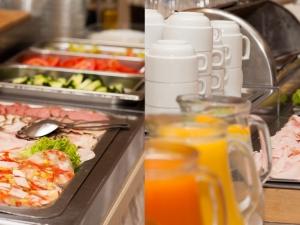 30. Hotel Vega - Snídaňový bufett