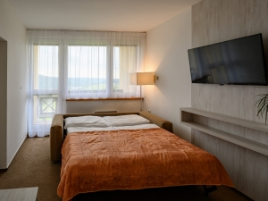 Hotel Vega - apartmán - obývací část, přistýlka