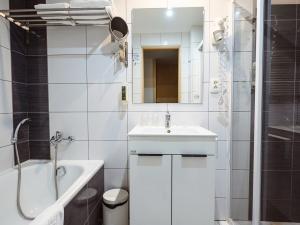 Hotel Vega - koupelna na pokoji