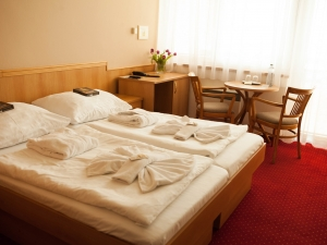 4. Hotel Vega - Pokoj
