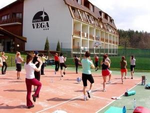 Hotel Vega aerobik