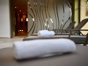 Hotel Vega - odpočívárna u bazénu a wellness