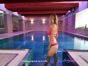 Hotel Vega - Vnitřní bazén