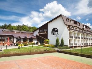 Dovolená Luhačovice -hotel Vega