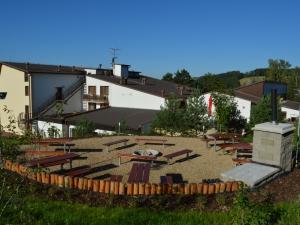 Hotel Vega - barbecue zóna