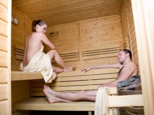 Hotel Vega Luhačovice -sauna