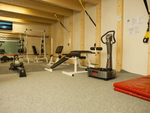 Fitness centrum hotel Vega Luhačovice