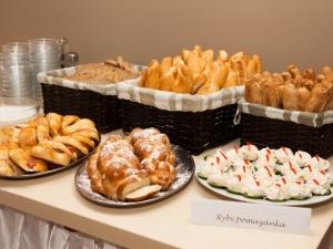 Hotel Vega - snídaňový bufet