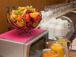 snídaně hotel Vega
