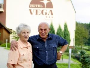 Seniorský pobyt Luhačovice -hotel Vega