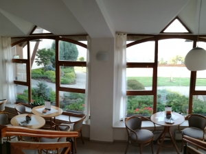 kavárna -panorama