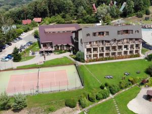 Hotel Vega - pohled zepředu