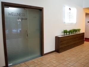 Hotel Vega - Vstup wellness